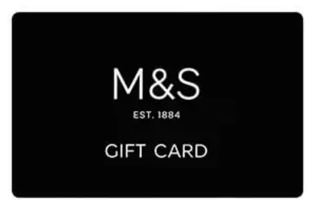 Life insurance with M&S gift card